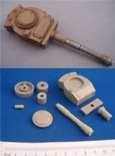 Anarchos Light Tank Turret Kit